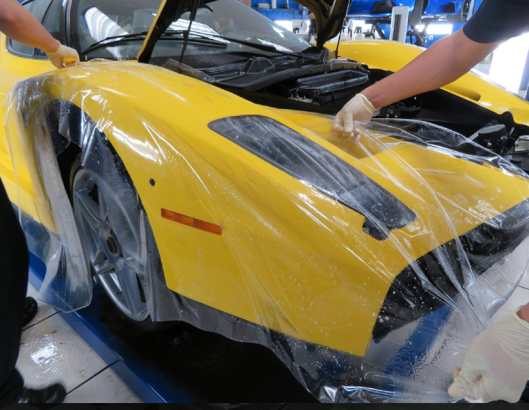 San Diego Auto PPF Paint Protection Film Installation